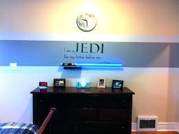 star wars wall decor decals removable sticker