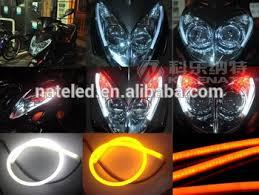 Attractive Automobilzubehör Motorrad DRL Flexible LED DRL / Tagfahrlicht Schlauch LED  Beleuchtung