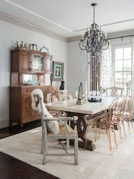 kitchen and dining room paint colors. inspiration for a transitional dark wood floor dining room remodel in houston with gray walls kitchen and paint colors