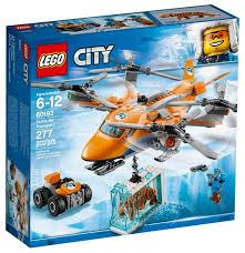 Купить <b>Конструктор LEGO</b> City 60193 <b>Арктический</b> вертолет по ...