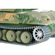 Купить <b>Радиоуправляемый танк Heng Long</b> German Panther Pro ...