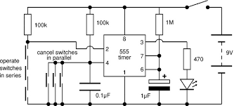 circuit diagram for simple electronic lock schematics, circuits Simple Circuit Diagram circuit diagram for simple electronic lock schematics, circuits pinterest electronic lock and circuit diagram simple circuit diagrams worksheet