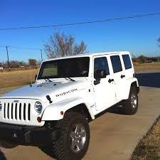 jeep white. Simple White All White Jeep Wrangler Dream Car  But I Want The 2013 Unlimited Jeep  Wrangler In White J