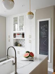 tall kitchen wall chalkboard design ideas