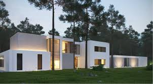 Modern Home Exteriors With Stunning Outdoor Spaces - Modern houses interior and exterior