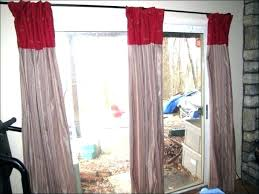 single panel curtain. Single Panel Door Curtain Patio Outlet Ideas White Curtains Taupe