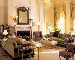 french living room amazing color