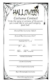 Costume Contest Certificate Template Costume Party Invitation Wording Halloween Contest