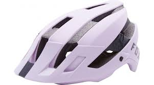 Fox Flux Mtb Helmet Ladies Size S M 56 58cm Lilac