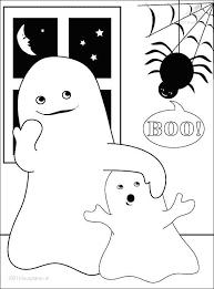 Kleurplaat Kleurplaat Halloween 6jpg