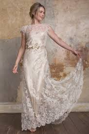Delicate Fresh And Romantic New Collection From Sally Lacock Uk Vintage Style Lace Wedding Dresses Uk