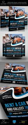 rent a car flyer template by owpictures graphicriver rent a car flyer template flyers print templates