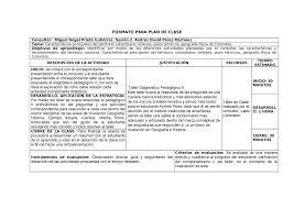 Subir Semana 7 Y 8 Planeacion De Clase De Consultorio