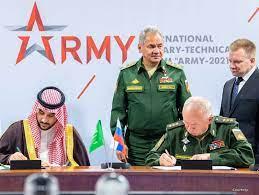 """لتجنب """"عقوبات كاتسا"""".. واشنطن تحذر السعودية من التعامل مع القطاع الدفاعي  الروسي"""