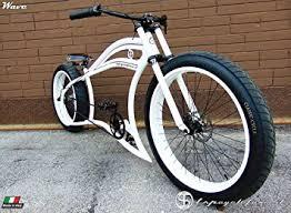 fat bike cruiser custom garage amazon co uk sports outdoors