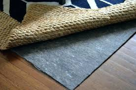 waterproof carpet pad basement area rugs and pads rug liner non slip backing anti underneath runner