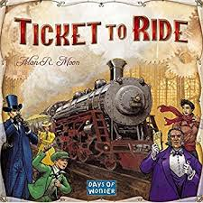 com ticket to ride various toys games ticket to ride