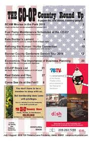 July August Ru 2019 By Co Op Gas And Supply Co Inc Issuu