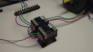 forward reverse 3 phase ac motor control wiring diagram endear reversing contactors dissected and explained incredible 3 phase contactor wiring diagram