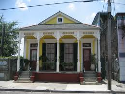 Shotgun Home The New Orleans Shotgun House Archi Dinamica Architects Inc