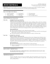 Financial Resume Objective Best Of Resume Objective Finance Finance Resume Objective Resume Objective