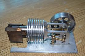 picture of stirling engine