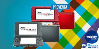 Listado completo de juegos de nintendo 3ds con toda la información: Weplay Store D Y New Nintendo 3ds Xl Facebook