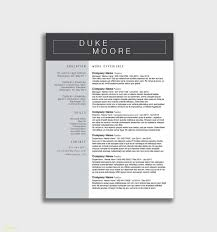 One Page Resume Format Doc Sample 016 Modern Resume Templates Free