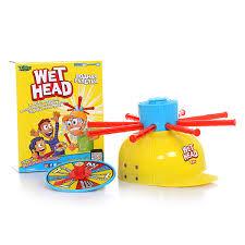 Купить <b>Игрушка Wet Head</b> Водная Рулетка - Настольные игры - в ...