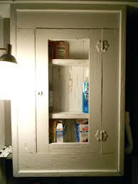 Medicine Cabinet Frame Afina Broadway Medicine Cabinet Antique Vintage Cabi Metal With