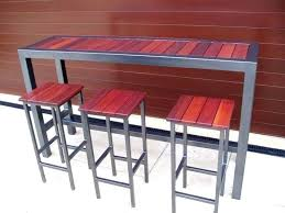 astounding barstool table digital astounding outdoor high top table and chairs patio furniture bar stools