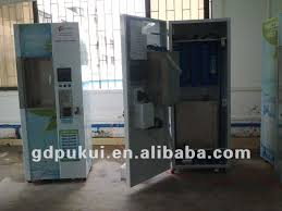 Coin Vending Machine For Water Extraordinary Coin OperationPure Water Vending MachineRO Purified Water Vending