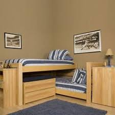 Marvelous L Shaped Bunk Bed For Low Ceiling Room The Boys Pinterest