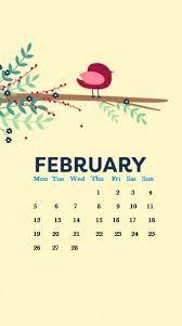 february calendar background. Modren Background February 2018 Calendar Wallpapers For Iphone  Printablesmom In  Pinterest Wallpaper Wallpaper And Wallpaper Background A