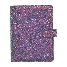 <b>Lovedoki</b> Sequins Series <b>Binder Notebook</b> Korean Cute <b>Spiral</b> ...