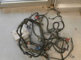 5 3 wiring harness and computer 5 3 image wiring 2002 gmc sierra 5 3l complete engine wiring harness w computer on 5 3 wiring harness and
