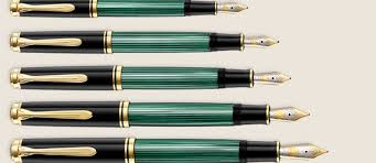 When Size Matters A Guide To Pelikan Pen Sizes Blog