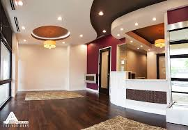 dental office reception. Contemporary But Traditional Reception. Dental Office Design By Arminco Inc. Reception
