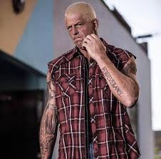 Dustin Rhodes looks like a bad MFer without his Goldust gear on : WWE