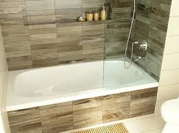 drop in tub surround can a be installed an alcove bathtubs with marble