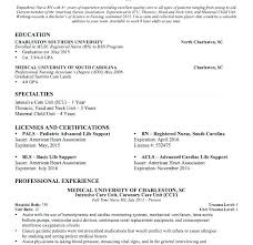 Pediatric Nurse Resume Sample Pediatric Surgeon Resume Sample Of ...