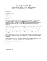Part Time Cover Letters Sample Of Cover Letter For Resume Make Job Part Time In Freshers Pdf