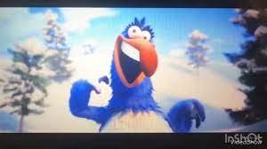 Angry Birds 2 Movie: Eagle costume scene - YouTube