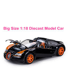 2015 New Big Size 1 18 Diecast Model Cars Collection