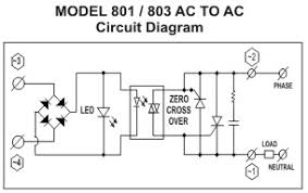 ac solid state relay circuit diagram wiring diagrams ac to solid state relay unison controls