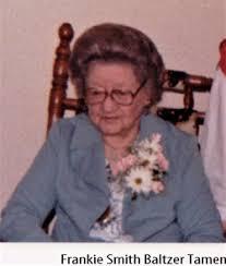 Frankie Smith Tamen (1890-1990) - Find A Grave Memorial