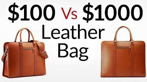 100 vs 1000 leather bag low vs high quality bags 3 major differences tanning process