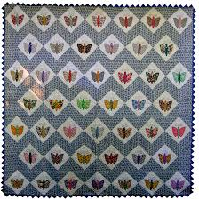 butterfly quilts   Appliqued Butterfly Quilt   }!{ Butterfly ... & butterfly quilts   Appliqued Butterfly Quilt Adamdwight.com
