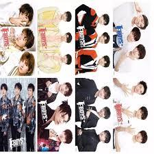 Poster Vương Tuấn Khải TFBoys 8 tấm A3 tranh treo album ảnh in hình anime  chibi