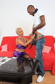 Naughty mature slut fucked by a hard black dude at Mature Sex Pictures
